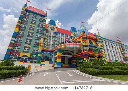 Legoland Hotel and Themepark, Malaysia