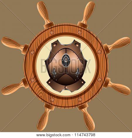 Icon Pirate Cuirass