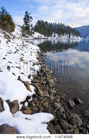 Lake Coeur d'Alene, Higgens Point