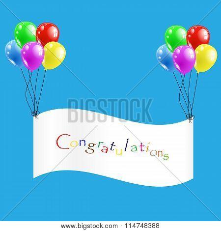 Balloon-congratulation