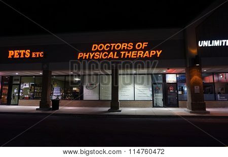 Doctors of Physical Therapy