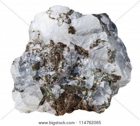 Piece Of Sphalerite (zinc Blende) Mineral Stone