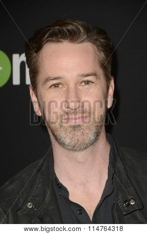 vLOS ANGELES - JAN 14:  Andrew Burlinson at the Just Add Magic Amazon Premiere Screening at the ArcLight Hollywood Theaters on January 14, 2016 in Los Angeles, CA