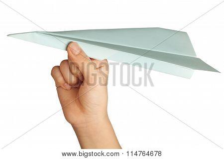 Paper Plane