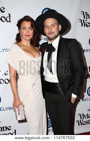 vLOS ANGELES - JAN 9:  Bellamy Young at the The Art of Elysium Ninth Annual Heaven Gala at the 3LABS on January 9, 2016 in Culver City, CA