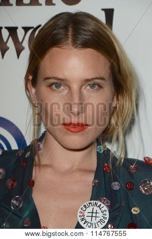 vLOS ANGELES - JAN 9:  Dree Hemingway at the The Art of Elysium Ninth Annual Heaven Gala at the 3LABS on January 9, 2016 in Culver City, CA