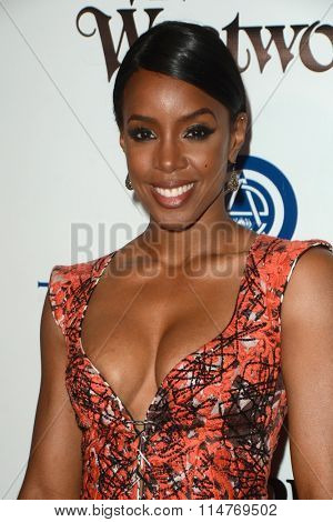 vLOS ANGELES - JAN 9:  Kelly Rowland at the The Art of Elysium Ninth Annual Heaven Gala at the 3LABS on January 9, 2016 in Culver City, CA