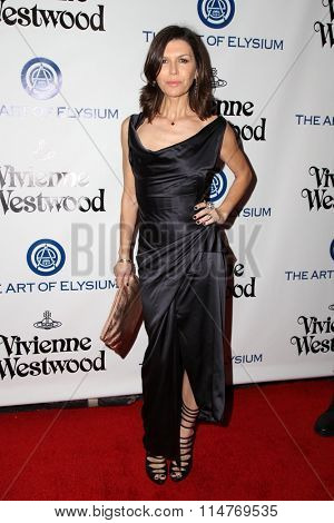 vLOS ANGELES - JAN 9:  Finola Hughes at the The Art of Elysium Ninth Annual Heaven Gala at the 3LABS on January 9, 2016 in Culver City, CA