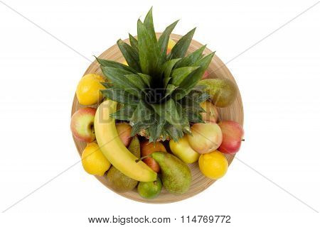 Pineapple And Other Fruit