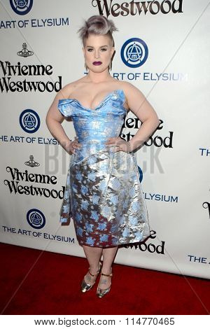 vLOS ANGELES - JAN 9:  Kelly Osbourne at the The Art of Elysium Ninth Annual Heaven Gala at the 3LABS on January 9, 2016 in Culver City, CA