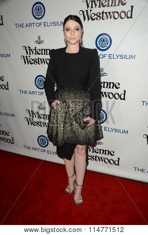 vLOS ANGELES - JAN 9:  Michelle Trachtenberg at the The Art of Elysium Ninth Annual Heaven Gala at the 3LABS on January 9, 2016 in Culver City, CA