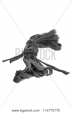 The versatile rope in white background