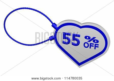 Heart Tag With Sign Discount 55 % Off