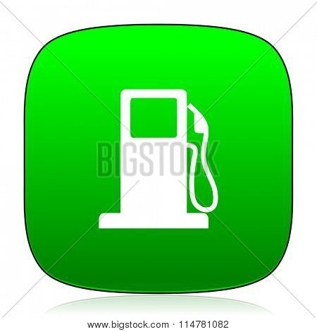 petrol green icon for web and mobile app