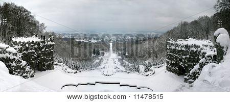 Kassel and Park Wilhelmshoehe