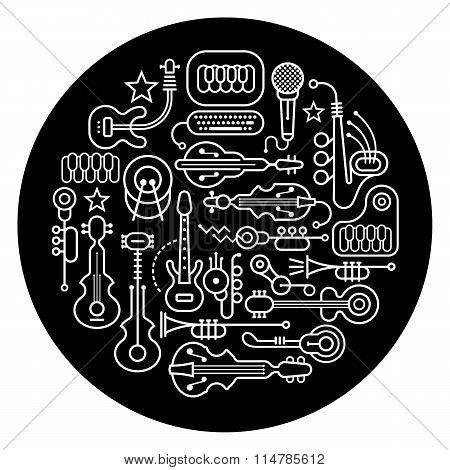 Musical Instruments Round