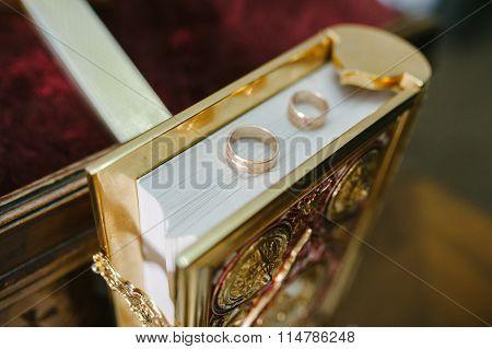 Wedding Rings Orthodox