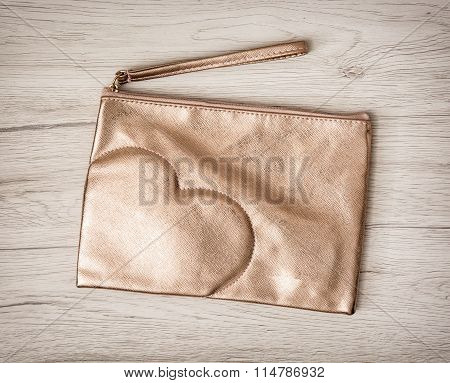 Women´s Luxury Necessary Cosmetic Bag With Heart