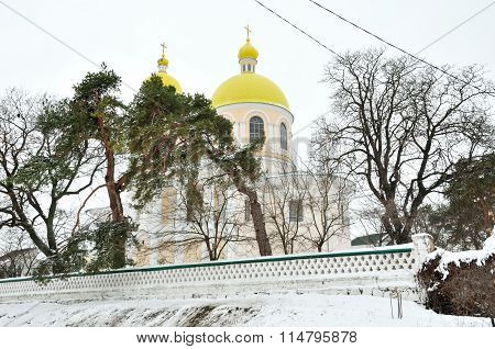 Orthodox Church of St. Mary Magdalene Church. Bila Tserkva. Ukraine.
