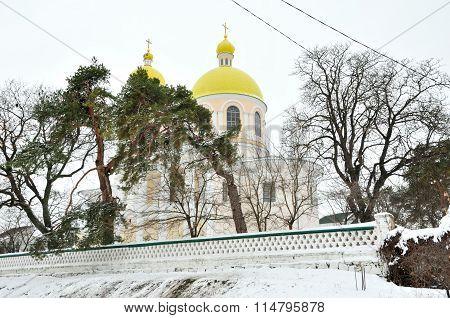 Orthodox Church of St. Mary Magdalene Church. Bila Tserkva. Ukraine.