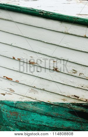 Old Wood Boat Texture