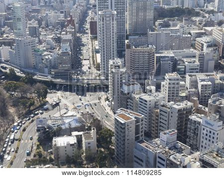 Tokyo, Top View
