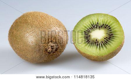 Kiwifruit Close Up