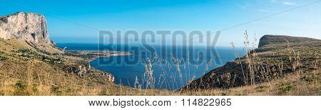 San Vito Lo Capo View Sea And Sun
