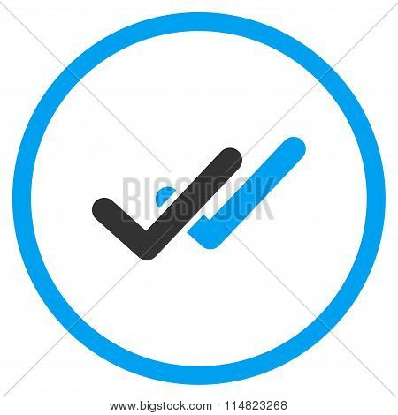 Validation Flat Icon