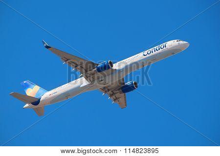 Thomas Cook Condor Boeing 757-300