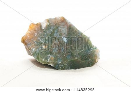 Moss Agate Mineral