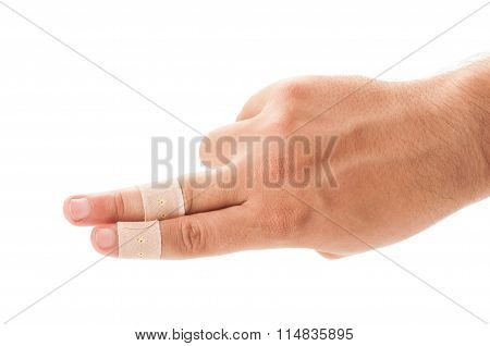 Two Fingers Patched.