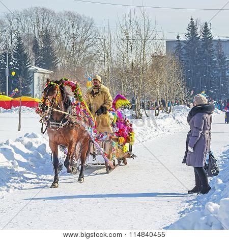 Russian Shrovetide Celebration (off Winter, Spring Meeting)
