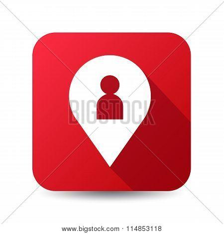 Map Pointer Button