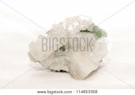 Apophyllite Or Apophylite Crystal