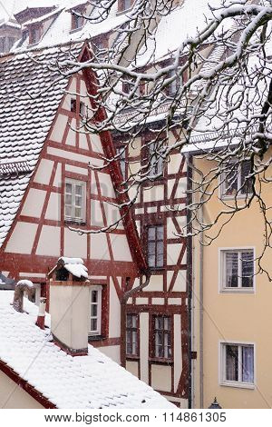 Winter In Nuremberg