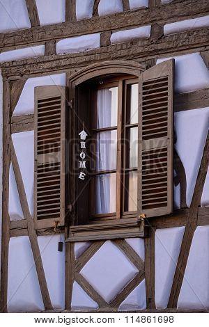Colmar Houses, France