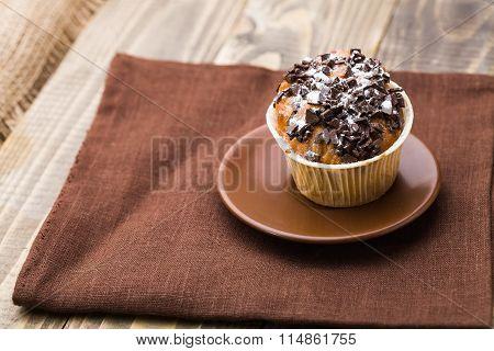 Appetizing Warm Muffin