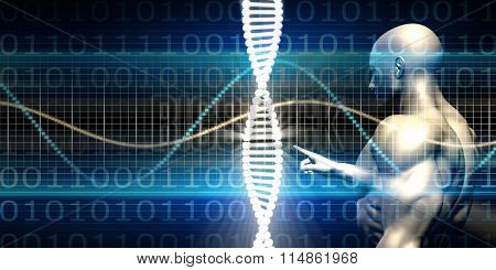 Biotechnology as a Research Abstract Background Art