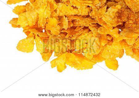 Part Pile Of Corn Flakes