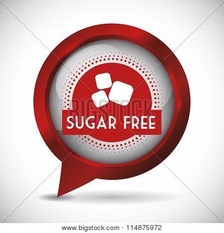 No sugar or sugar free