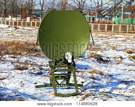 Antenna Of The Field Communication Device