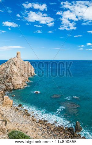 Pirulico Tower At Andalusia Coast