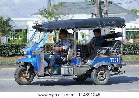Tuk Tuk Taxi Chiangmai