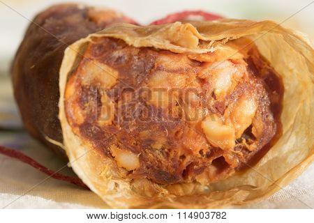 Spicy Calabrese Soppressata