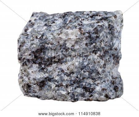 Piece Of Gabbro (basalt) Mineral Stone