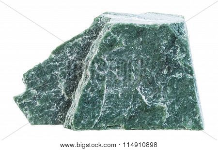 Specimen Of Phyllite Mineral Stone Isolated
