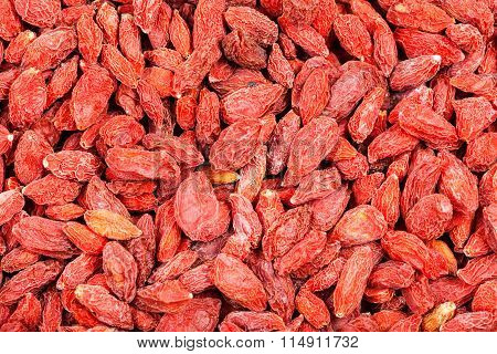 Dried Red Goji Berries