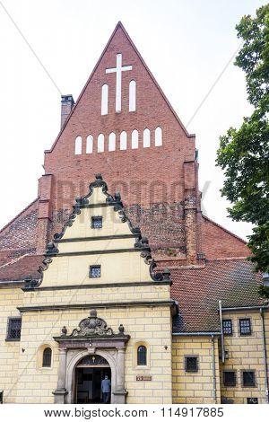 Basilica of Saint John, Olesnica, Lower Silesia, Poland