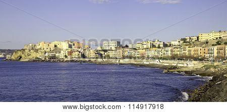 Pozzuoli Waterfront View